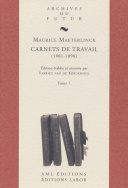 Maurice Maeterlinck (2 volumes)